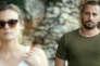 """Diane Kruger et Matthias Schoenaerts dans le film français d'Alice Winocour, """"Maryland""""."""