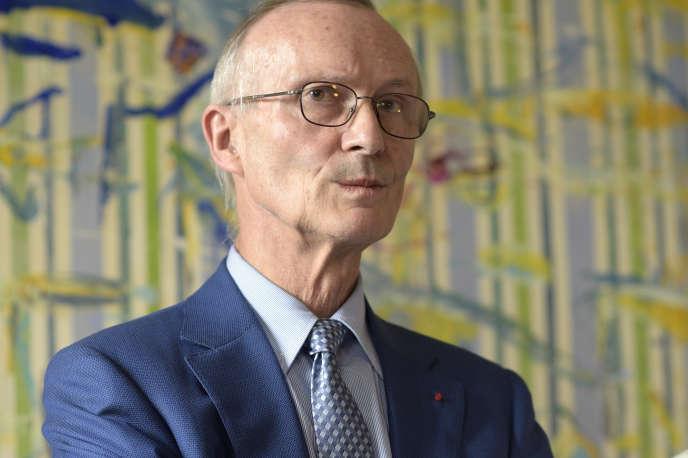 Patrick Baudouin, avocat, est président d'honneur de la Fédération internationale des droits de l'homme (FIDH).