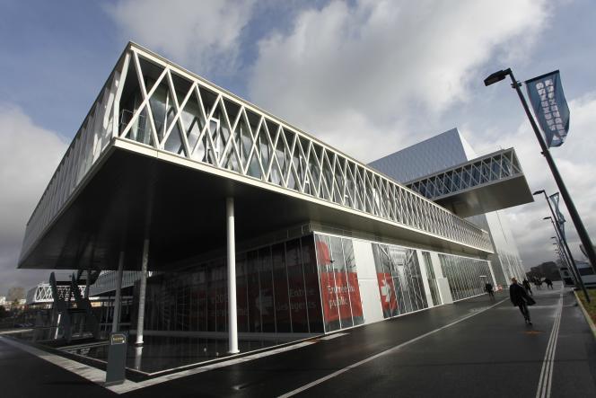 Le site de Pierrefitte-sur-Seine (Seine-Saint-Denis), conçu par Massimiliano Fuksas.