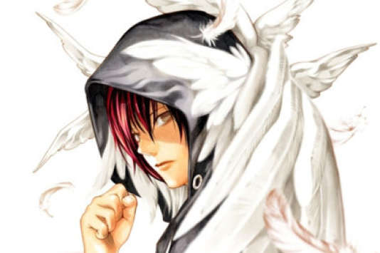 Une image de « Platinum End ».