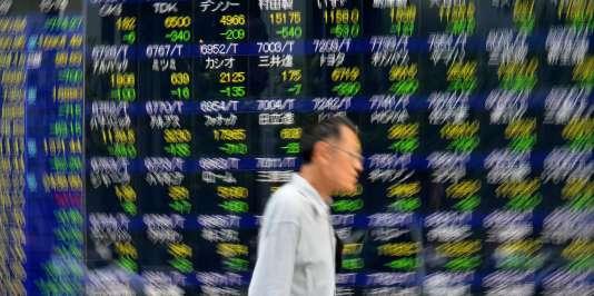 Les turbulences continuent sur les marchés