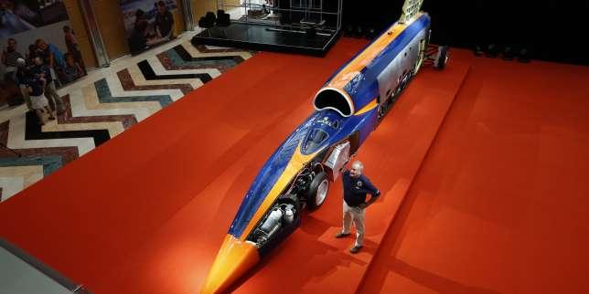 un dragster avec un moteur d avion de chasse pourrait atteindre la vitesse de 1 600 km h. Black Bedroom Furniture Sets. Home Design Ideas