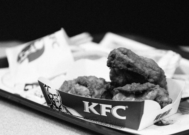 Restaurant KFC à Pékin, le 26 février 2013.