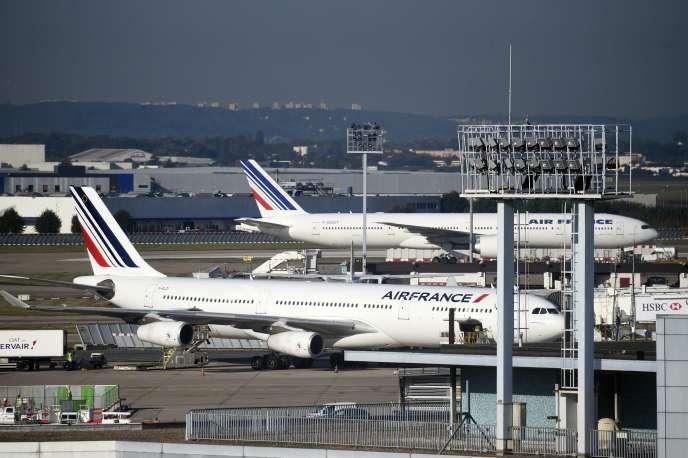La direction d'Air France a fait état, mercredi, dans une déclaration à l'AFP, de