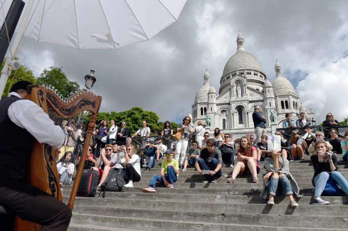 Le Sacré-Cœur est visité par 10 millions de personnes par an.
