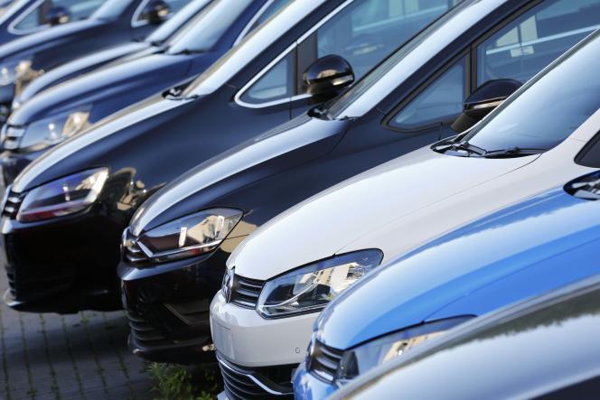 Les chiffres du marché automobile français, dévoilés jeudi 1er octobre, montrent une progression de 9 % des immatriculations. Volkswagen ne souffre pas encore du scandale des moteurs truqués.