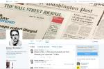 Capture d'écran du compte Twitter du lanceur d'alerte Edward Snowden.