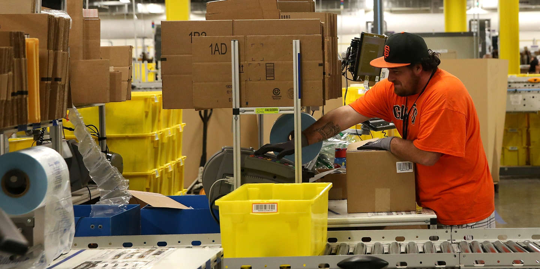 Amazon Invente Flex Le Travail A La Demande