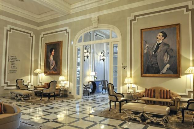 Hôtel Maria Cristina.
