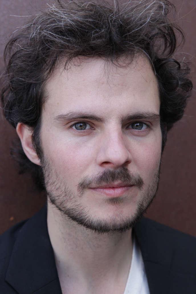 L'artiste de cirque Yoann Bourgeois.