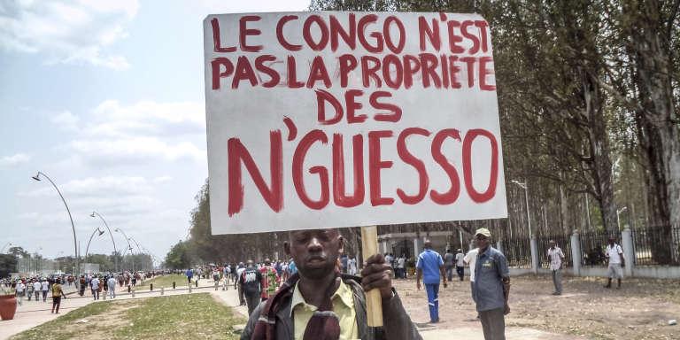 Le 27 septembre 2015, à Brazzaville.