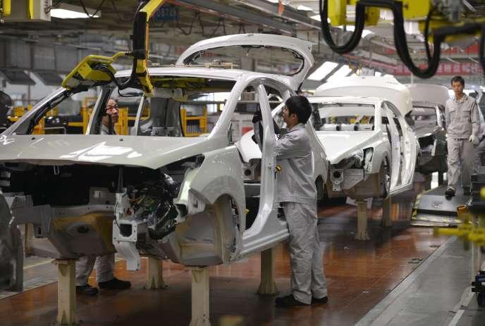 Les taux de croissance des pays émergents, moteur de l'économie mondiale dans les années 2000, déclinent depuis cinq ans.