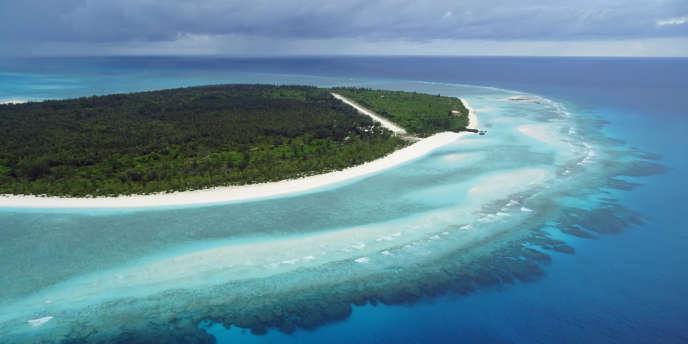 L'île Grande Glorieuse, au nord-ouest de Madagascar. La biodiversité est particulièrement riche dans les territoires ultra-marins.