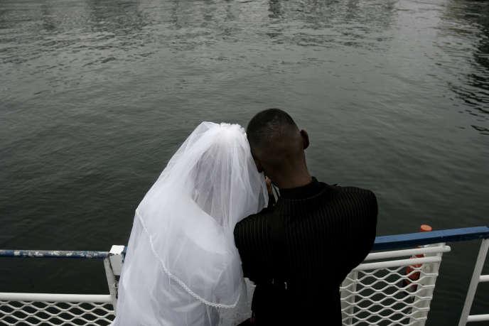 Un couple sud-africain, en 2008.