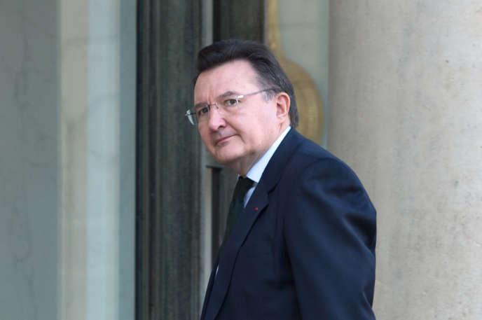 Francis Delon, en 2013.