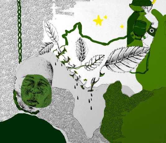Le changement climatique a ramené l'incertitude alimentaire au cœur de la politique des grandes puissances.