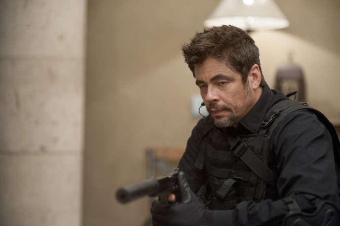 Benicio Del Toro dans le film américain de Denis Villeneuve,