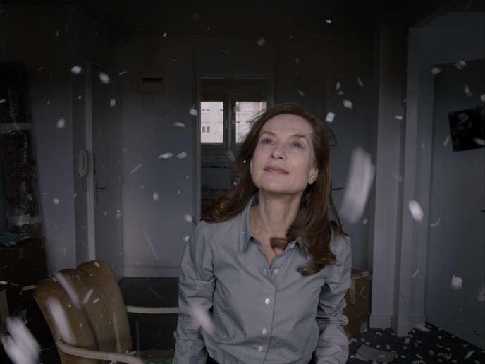 Isabelle Huppert dans le film français de Samuel Benchetrit,