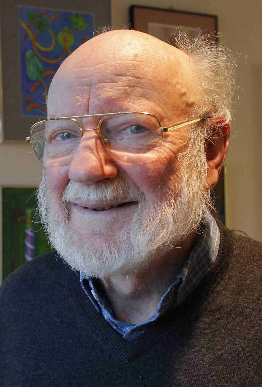 L'Irlandais William C. Campbell,  co-lauréat du Prix Nobel de médecine 2015.