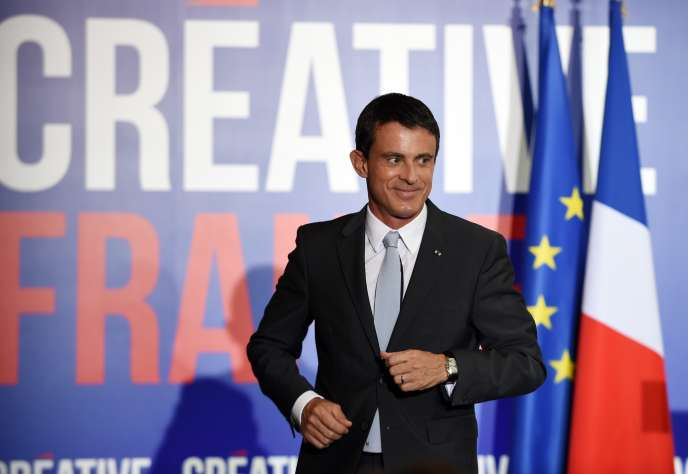 Manuel Valls, le 5 octobre à Tokyo.