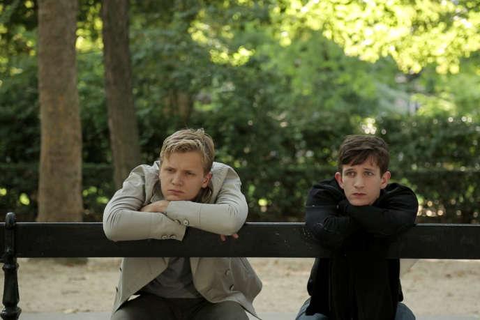 Martin Loizillon et Pierre Moure dans le film français de Raphaël Neal,