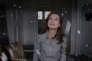 """Isabelle Huppert dans le film français de Samuel Benchetrit, """"Asphalte""""."""