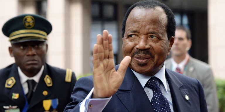 Le chef de l'Etat camerounais, Paul Biya.