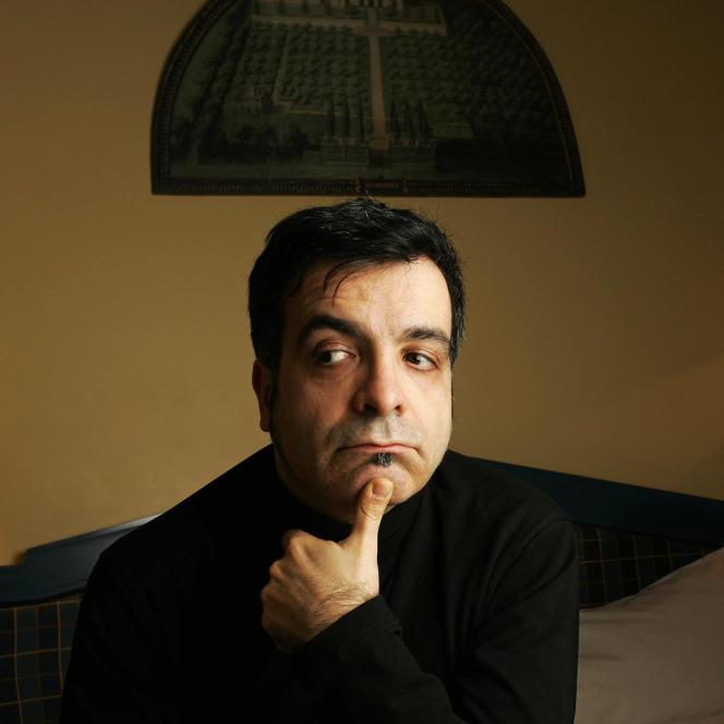 Marcello Fois en 2005.