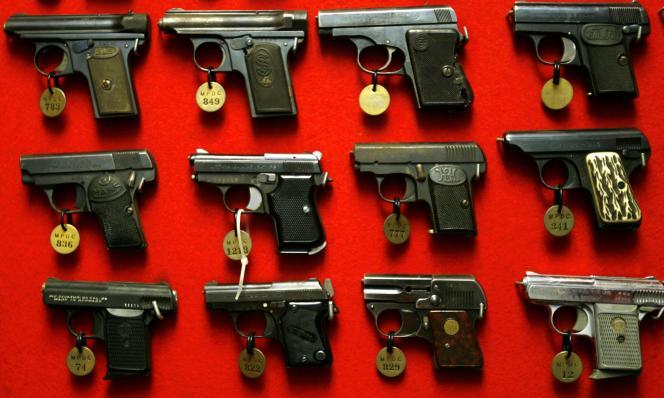 Selon le site Gun Violence Archive, 559 enfants de moins de 11 ans ont été tués ou blessés depuis le début de l'année aux Etats-Unis.