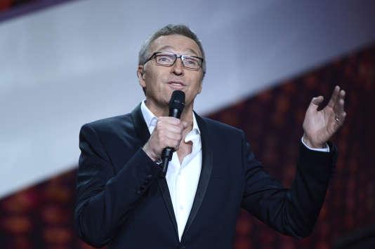 """Laurent Ruquier, animateur de l'émission """"On n'est pas couché"""" sur France 2."""