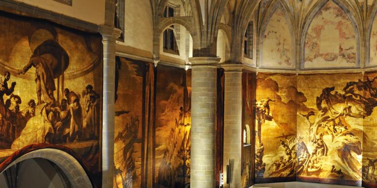 Le Musée de San Telmo.