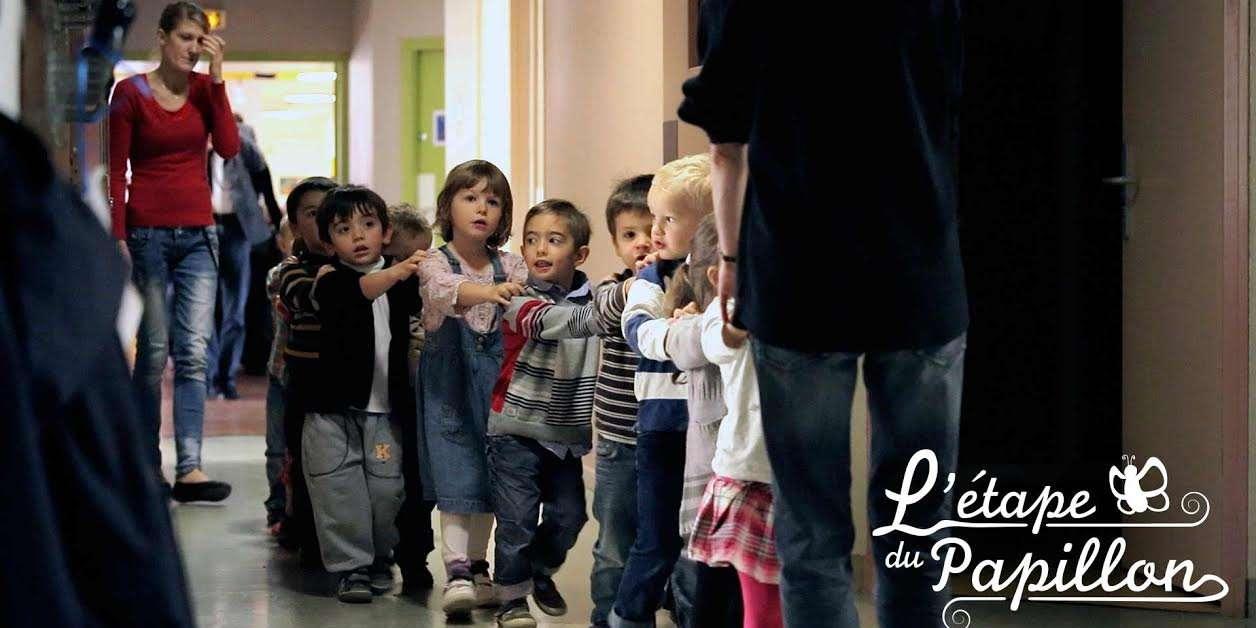"""Une scène du film documentaire français de Jérôme Huguenin-Virchaux, """"L'Etape du papillon"""", sorti en salles mercredi 14 octobre 2015, mais que nous n'avons pas pu voir."""