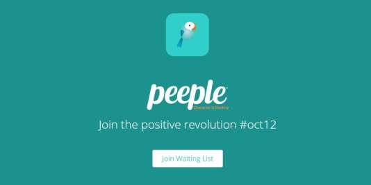 Le lancement de l'application controversée Peeple est prévu pour la fin du mois de novembre.