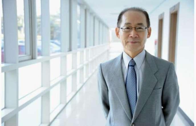 L'économiste sud-coréen Hoesung Lee.