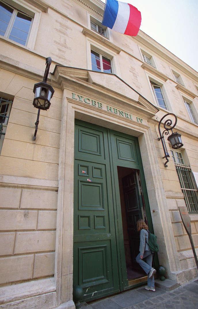 En première année, l'essentiel des cours de PSL se tient au lycée Henri-IV, à Paris.