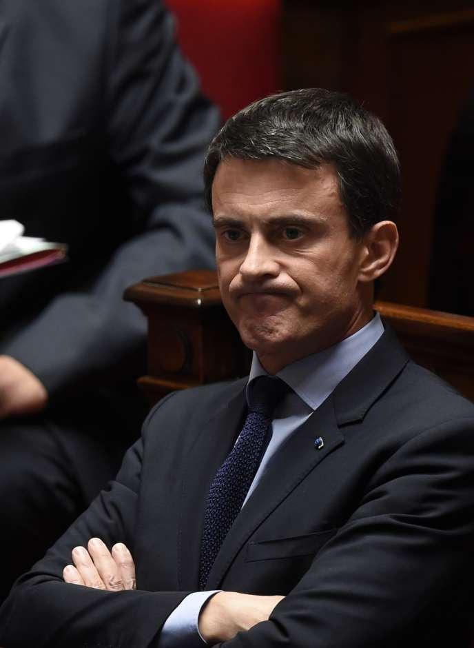 Manuel Valls, le 7 octobre