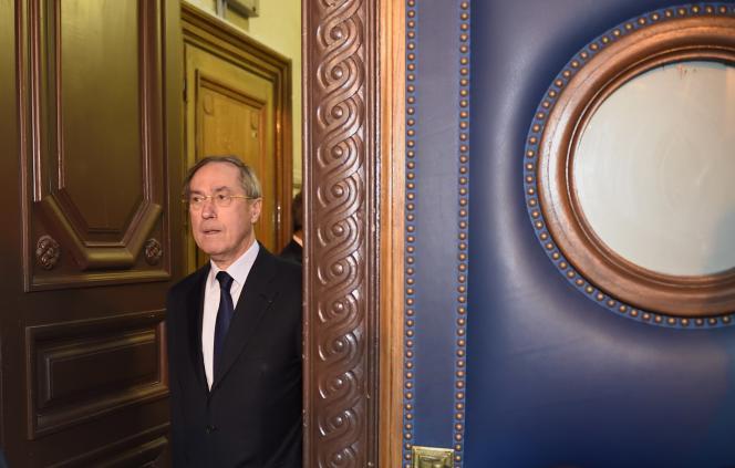 L'ex-ministre a été reconnu coupable de « complicité de détournement de fonds publics et recel ».