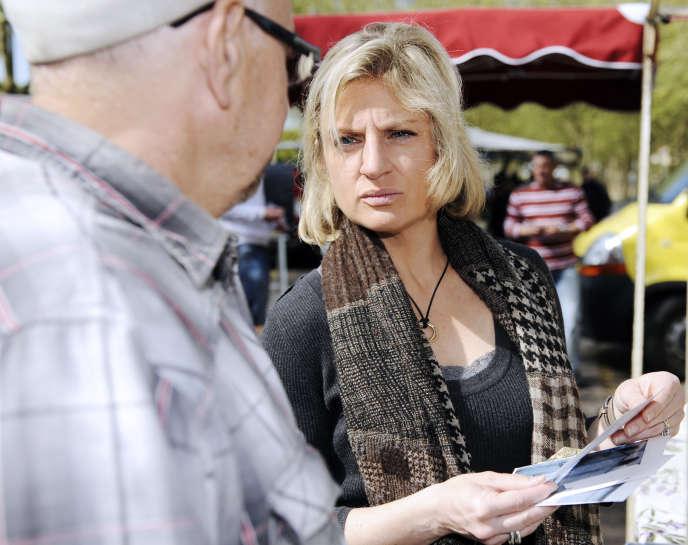 Valérie Debord est la nouvelle tête de liste en Meurthe-et-Moselle pour les régionales de décembre en Alsace-Lorraine-Champagne-Ardennes.