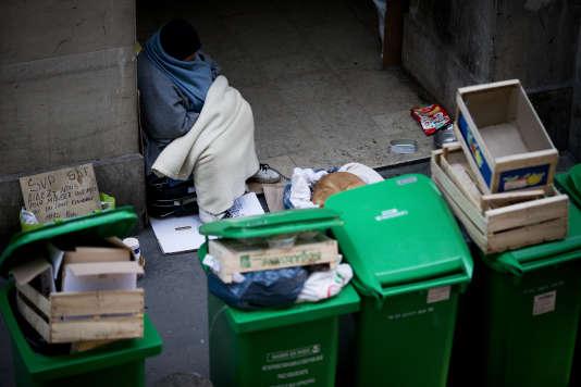 A Paris, en 2012.