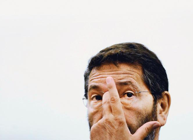 Ignazio Marino, maire de Rome depuis 2013.