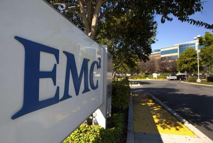 Pour l'instant, EMC n'a été approché par aucun autre acheteur potentiel.