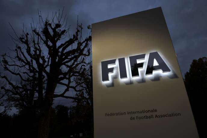 Siège de la FIFA, à Zurich.
