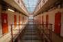 Prison de Clairvaux, dans l'Aube, en août 2015.