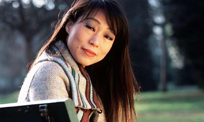 La compositrice sud-coréenne Unsuk Chin.