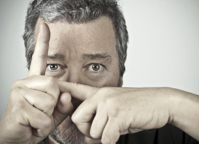 Philippe Starck, le 11 mai 2011.
