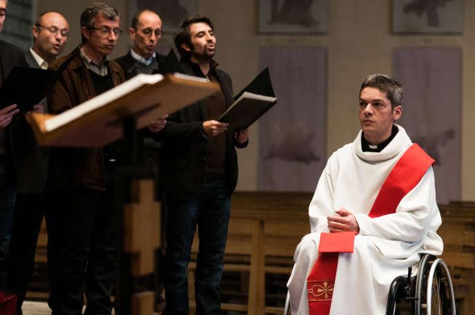 Samuel Jouy interprète José del Sarte.