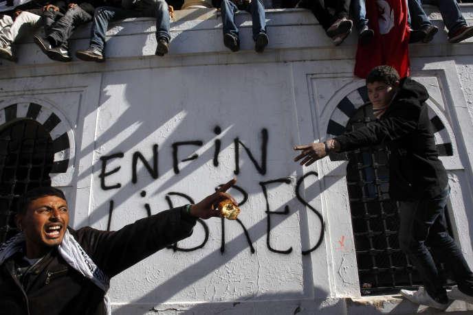 La révolution tunisienne, une exception dans le chaos des «printemps arabes»
