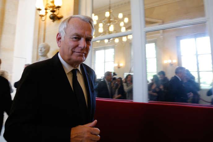 L'ancien premier ministre Jean-Marc Ayrault a déposé un amendement au projet de budget.