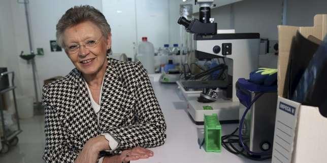 Co-découvreuse du VIH, la chercheuse française Francoise Barre-Sinoussi a reçu le prix Nobel de médecine en 2008.