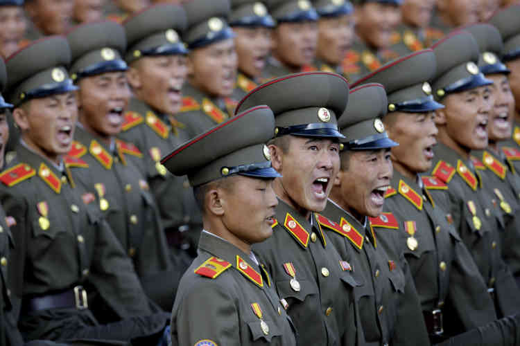 La parade militaire organisée à Pyongyang samedi 10 octobre à l'occasion du 70e anniversaire du parti pourrait être l'une des plus imposantes démonstrations de force de l'histoire du pays.